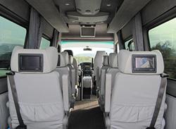 16 seater minibus image